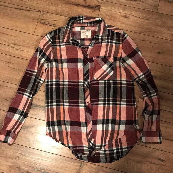 Forever 21 Tops - Flannels